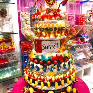 Gâteaux de Bonbons