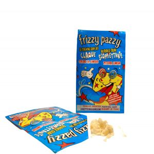 Frizzy Pazzy Bleu
