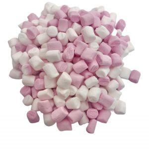 Chamallows Minis Rose & Blanc Haribo